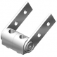Pivot Joint 180° 45x90 slot 8/10
