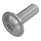 Screw flangiato DIN 7380F