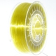 3D Filament PET-G 1,75mm bright yellow transparent (Made in Europe)